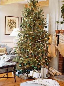 Deko Weihnachten Ideen : weihnachtsbaum deko haben sie den tannenbaum schon verziert ~ Yasmunasinghe.com Haus und Dekorationen