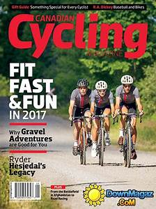 Canadian Cycling - 12.2016 - 01.2017 » Download PDF magazines - Magazines Commumity!