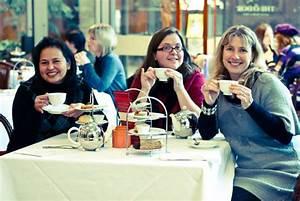 Afternoon tea | CarolBrowne.com