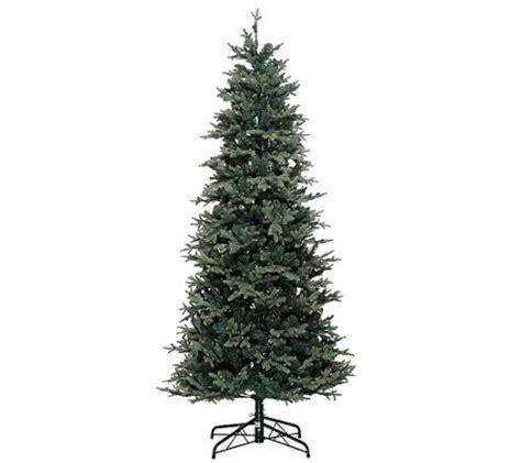bethlehem lights 6 5 slim blue spruce christmas tree