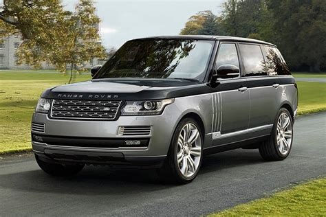 Used 2016 Land Rover Range Rover Sv Autobiography Lwb
