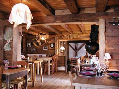 tribu la clusaz les confins restaurant le chalet du lac