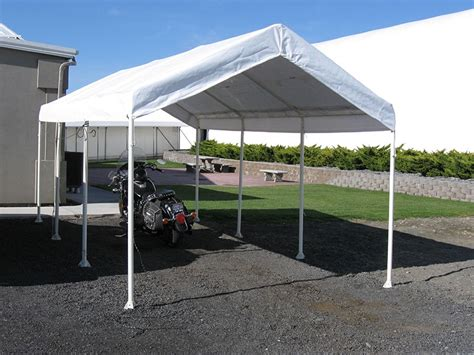 10' X 20' 15 Mil Carport Top Cover Replacement Tarp Itl