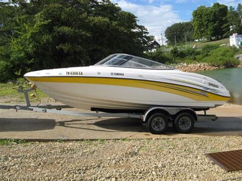 Jet Boats For Sale In Tennessee by Yamaha Boats For Sale In Norris Tennessee