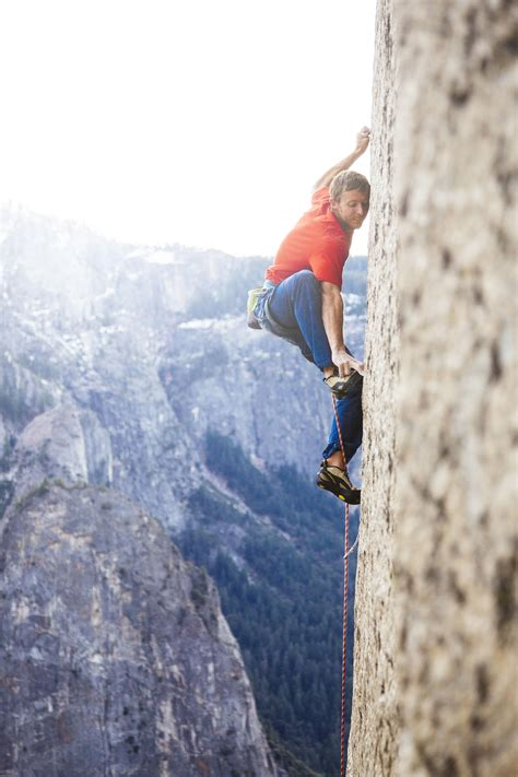 Looked Impossible New Film Follows Free Climbers
