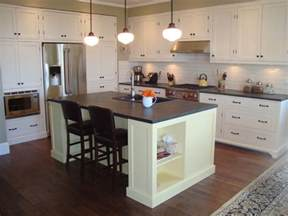Islands In The Kitchen Vintage Style Kitchen Kitchen Islands And Kitchen Carts By Kranky 39 S Custom Woodworking