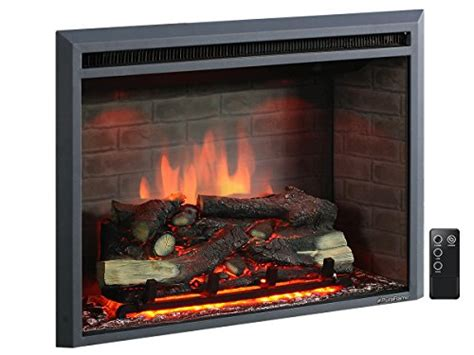 Puraflame Western Electric Fireplace Insert With Remote