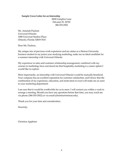 professional letter format examples  examples