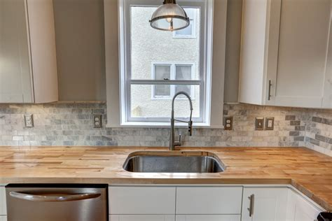 How To Refresh And Renew A Butcherblock Countertop  Home