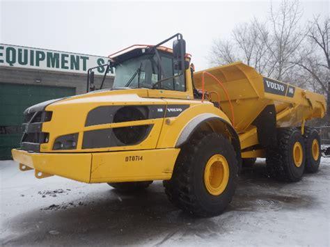 volvo ag rock truck inland equipment sales