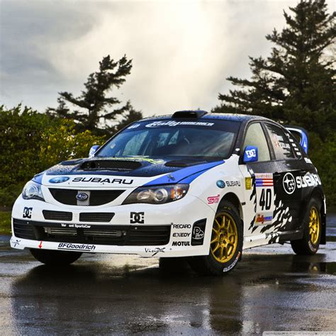Subaru Sti Rally Car 4k Hd Desktop Wallpaper For 4k Ultra