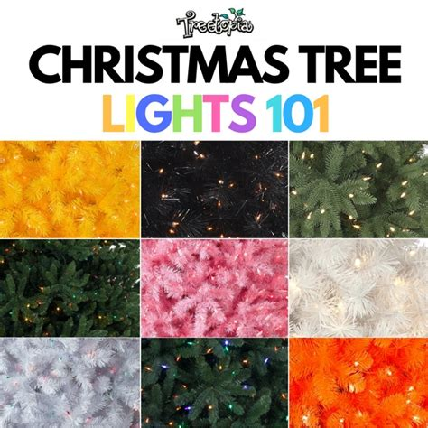 different types of christmas lights treetopia s guide to different types of lights treetopia