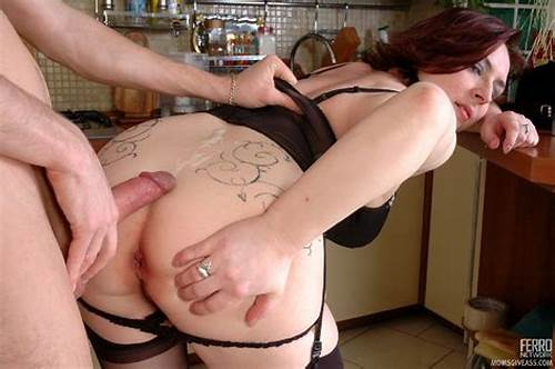 Mexican Stepmother Gives Her First Assh #Sex #Anal #Moms