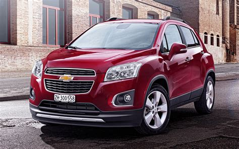 Trax Wallpaper by Chevrolet Trax 2013 Wallpapers And Hd Images Car Pixel