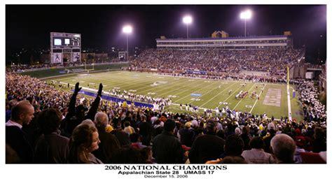 appalachian state university  ntioanl champions sports