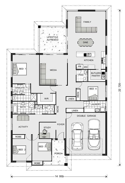 house floor plan builder hawkesbury 273 our designs new south wales builder gj
