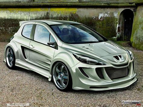 Tuning Peugeot 308 » CarTuning - Best Car Tuning Photos ...