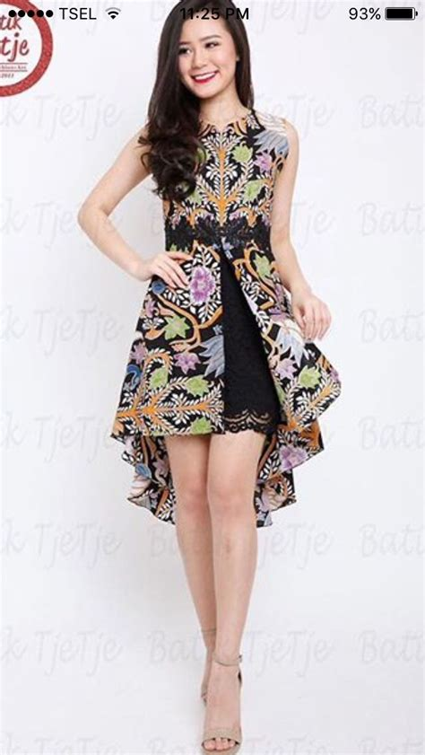 pin  jiau fei  jiau fee batik dress dress batik