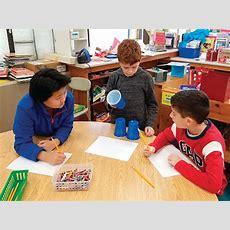 Elementary School Students Develop Coding Skills
