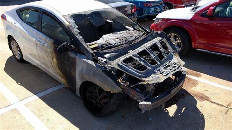 2015 Hyundai Elantra Complaints by 2016 Hyundai Elantra Spontaneous While Parked 2