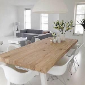quelle deco salle a manger choisir idees en 64 photos With idee deco cuisine avec chaise salle À diner