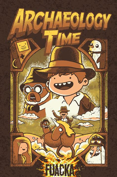 time and archaeology archaeology time by fuacka