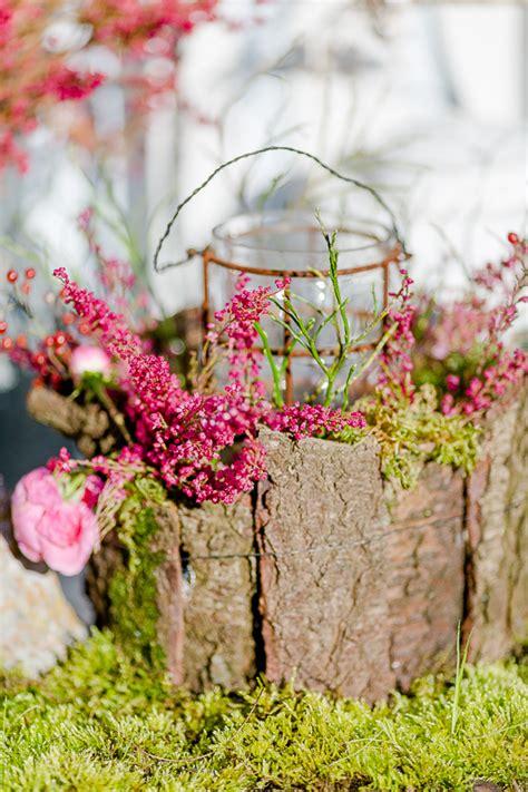 Der Garten Im Herbst by Der Garten Im Herbst Oder Herbstkranz Selbstgemacht