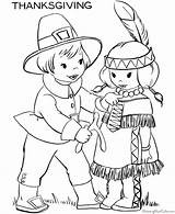 Coloring Thanksgiving Pages Printable Pilgrim Native Indian American Pilgrims Turkey Sheets Enjoy Indians Colouring Printables Fun Americans Thanks Preschoolers Larger sketch template