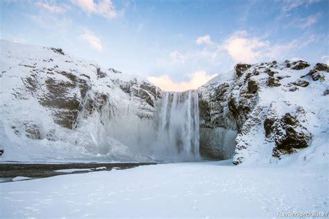 ijsland wintervakantie autoreizen  de winter  zuid