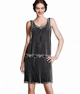 robe charleston hm 3995 euros la belle zemire With robe charleston h m