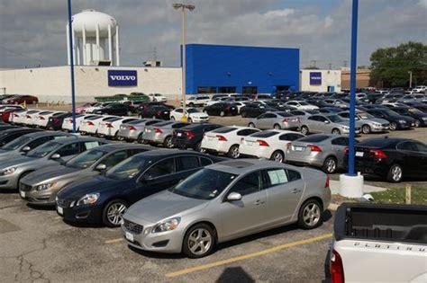 crest volvo car dealership  plano tx  kelley