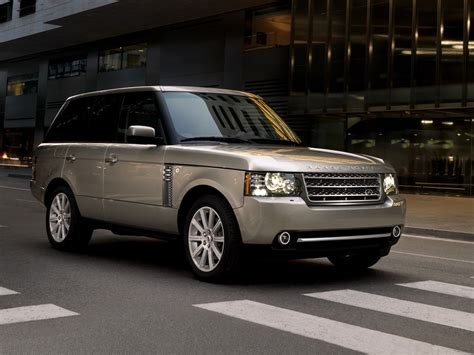range rover landrover range rover 2010 pictures and wallpapers