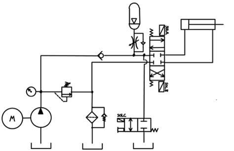 Accumulators Hydraulics Electrical Control