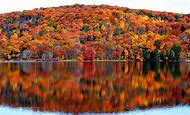Mountains Fall Colors