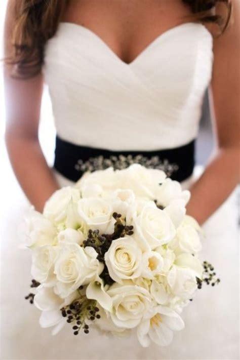 Black And White Bouquets Knotsvilla