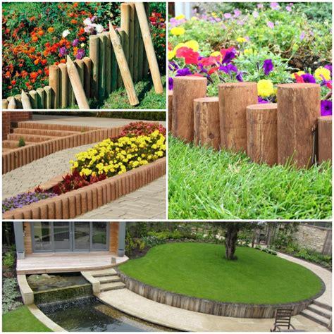 Garten Gestalten Palisaden by Holzpalisaden F 252 R Eine Noch Sch 246 Nere Gartengestaltung