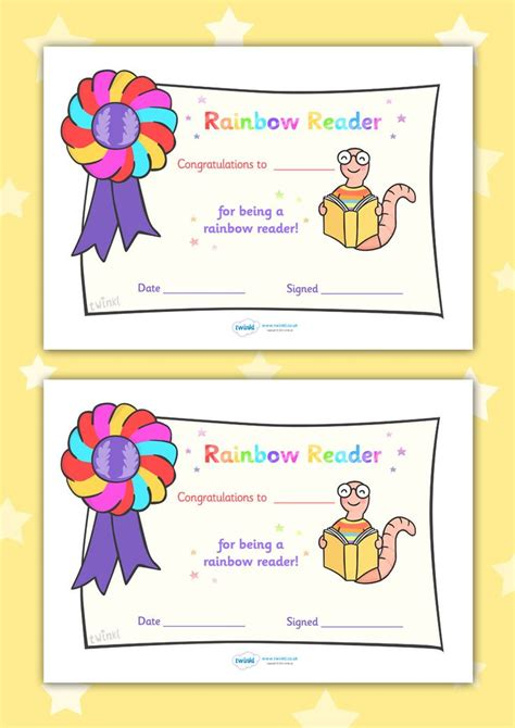 20 Best Images About Award Certificates On Pinterest  Free Certificate Templates, Smileys And