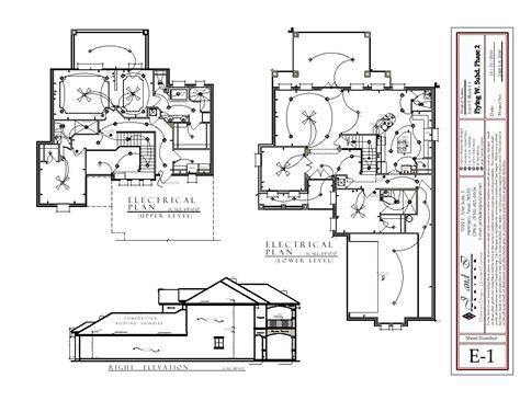 home design diagram 2 storey house electrical plan home deco plans