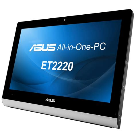 pc de bureau i3 asus all in one pc et2220inti b012k pc de bureau asus