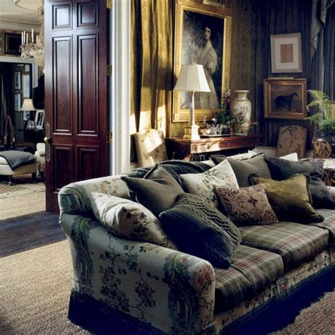 ralph lauren living room