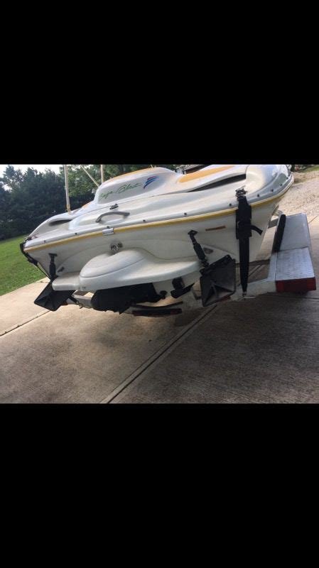 Baja Blast Jet Boat Parts by 1995 Baja Blast Jet Boat For Sale In Plain City Oh Offerup