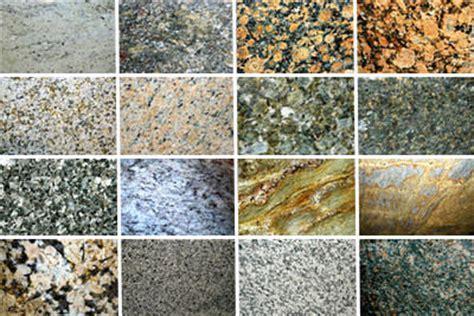 Stone Types NaturalStoneGranite.com