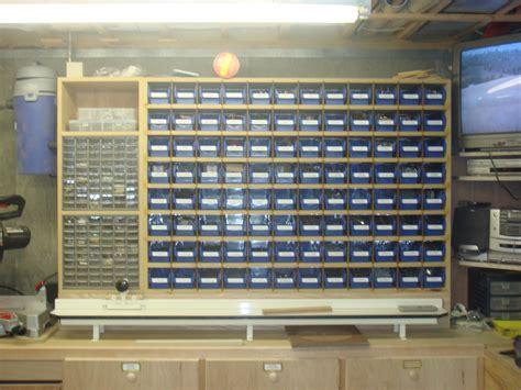 parts storage hardware storage workshop storage