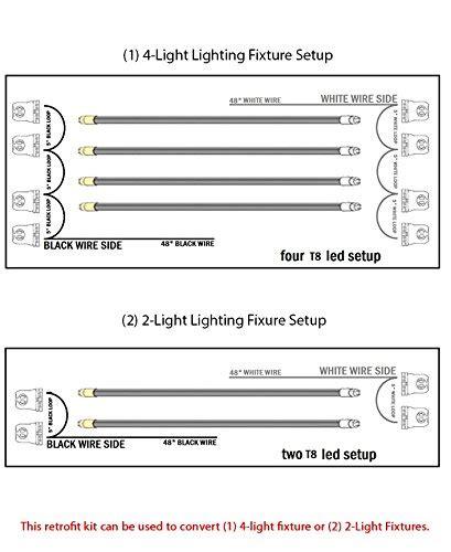Orilis Light Fluorescent Led Retrofit Conversion Kit
