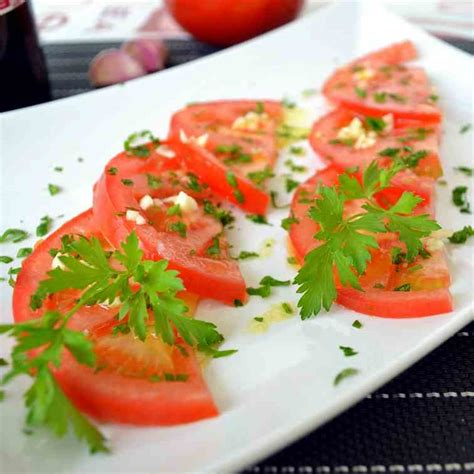 Spanish Tomato Salad Recipe