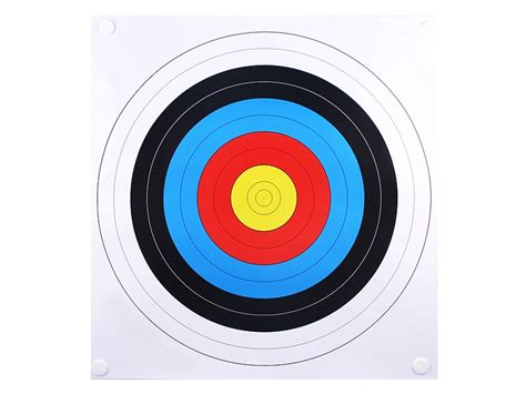 printable archery targets free clipart best