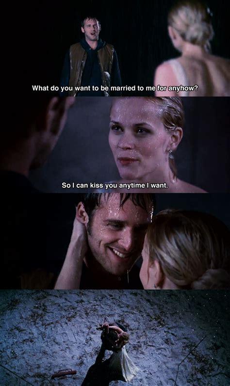 So I Can Kiss You Sweet Home Alabama 2002 Movie