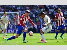 Match facts Real Madrid v Atletico Madrid Spain La Liga