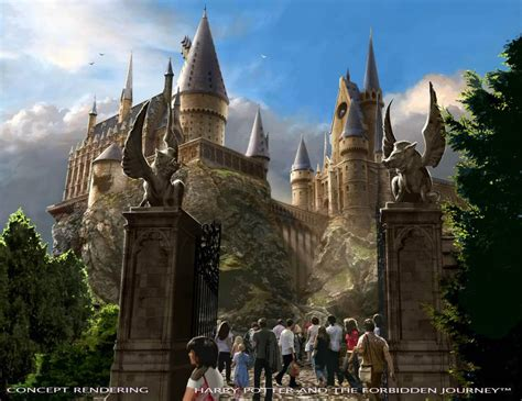 universal studios harry poter wizarding world of harry potter opening date set collider