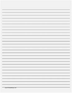Printable Lined Stationery Black And White | www.pixshark ...